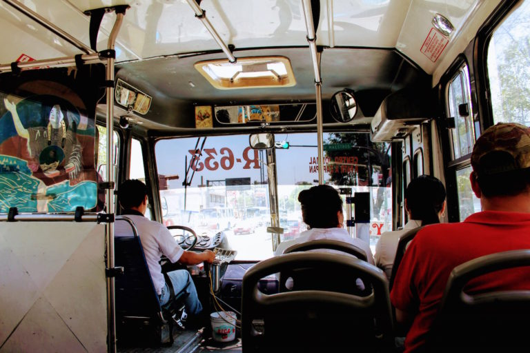 The 3 hour Mexico Bus Ride