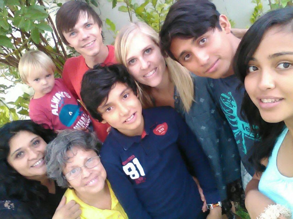 The Rodal Family