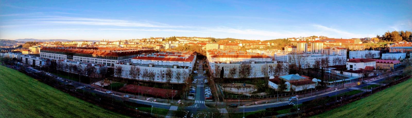 Santiago de Compostela Pano